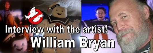 "Con piacere pubblichiamo l'intervista a William Bryan Marshmallow"" Man Interview..."