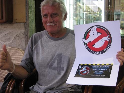 GBDay 2010: Rispondi Ray! è il mitico Sergio Di Giulio