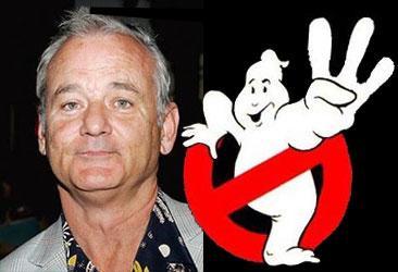 Bill Murray ha appena ricevuto lo script di Ghostbusters 3!