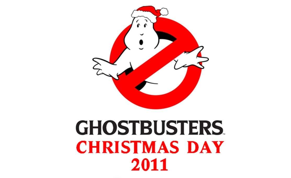Inizia il Ghostbusters Christmas Day!