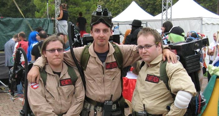 Foto: I Ghostbusters al Parco di Sigurtà 2012