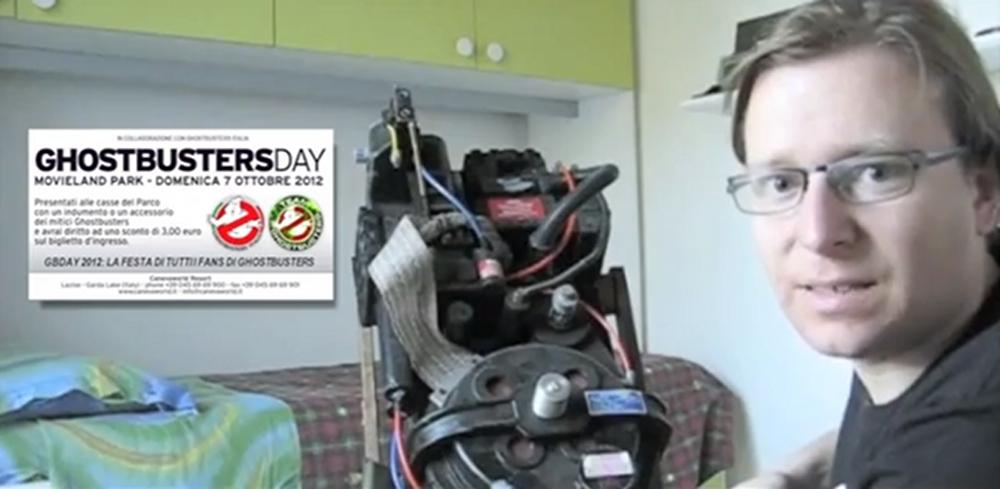 GBDay 2012: Spot realizzati dai fans – Venkman80
