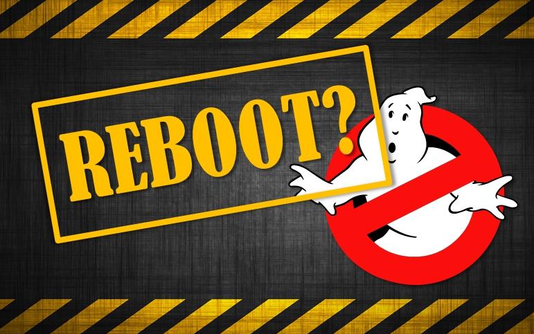 GB3: Le riprese di Ghostbusters nel 2013 forse un reboot?