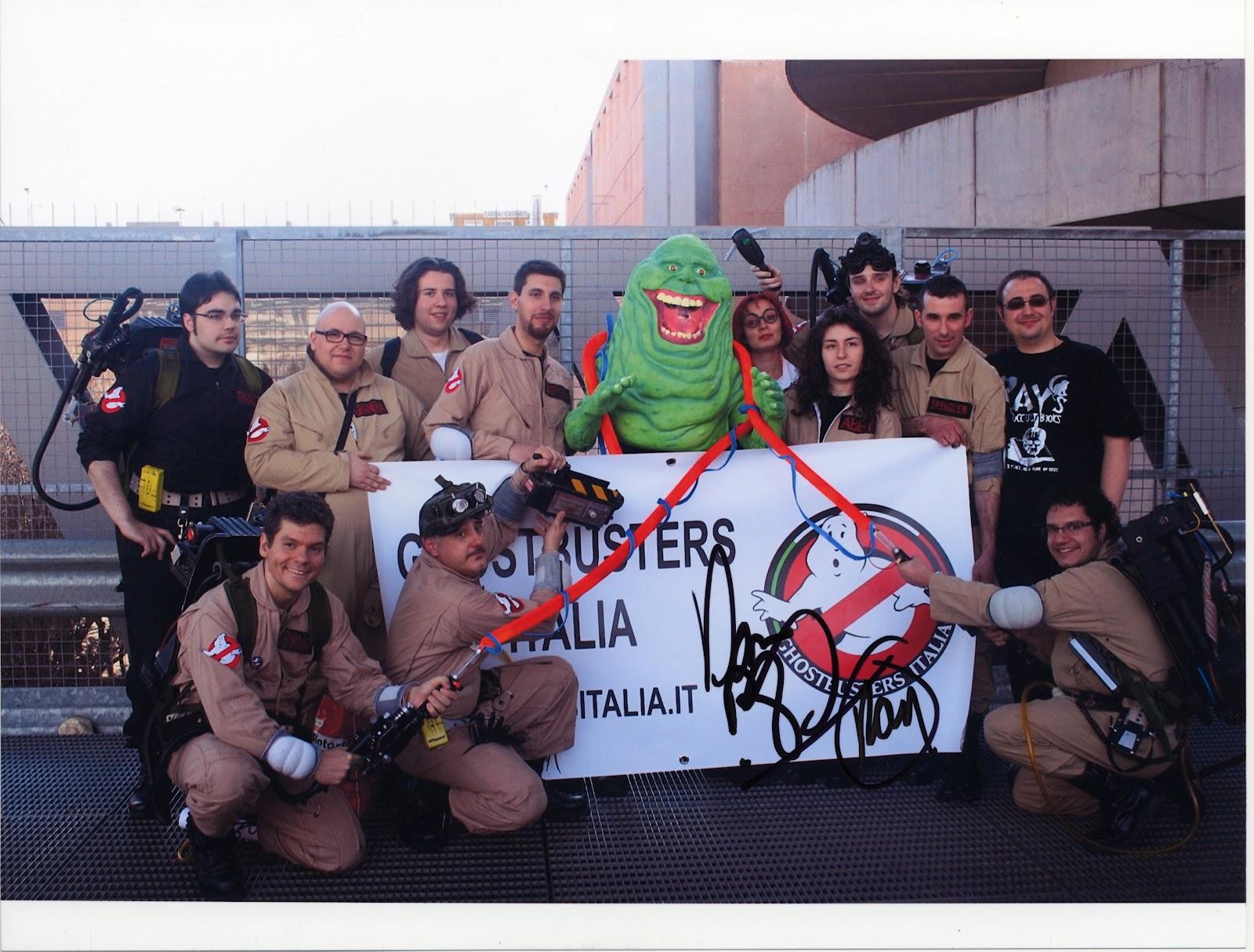 Interviste Ai Fans Piero1985 Fondatore Di Ghostbusters Italia