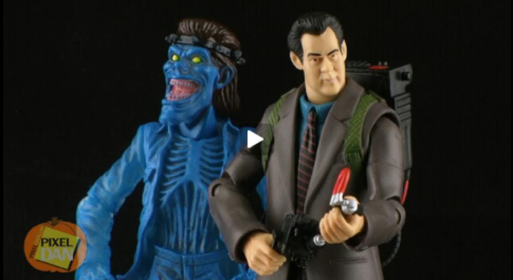Video: action figure Mattel Ray con Tony Scoleri