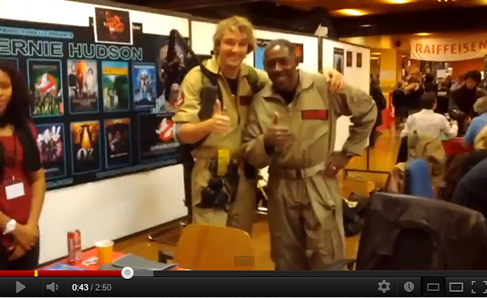 Video SFS Morges: GB Italia e Francia con Ernie Hudson