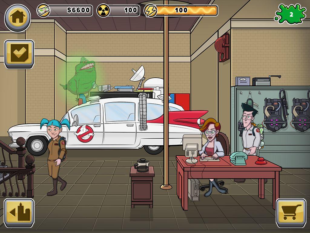 Videogiochi: Ghostbusters per cellulare in fase di sviluppo da parte di Capcom Beeline