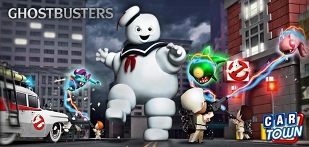Video Gioco: Nuovo aggiornamento Ghostbusters per Car Town