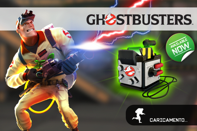 Respawnables con Ghostbusters per iOS!