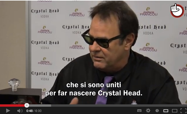 Video: Orgoglio Nerd intervista Dan Aykroyd!