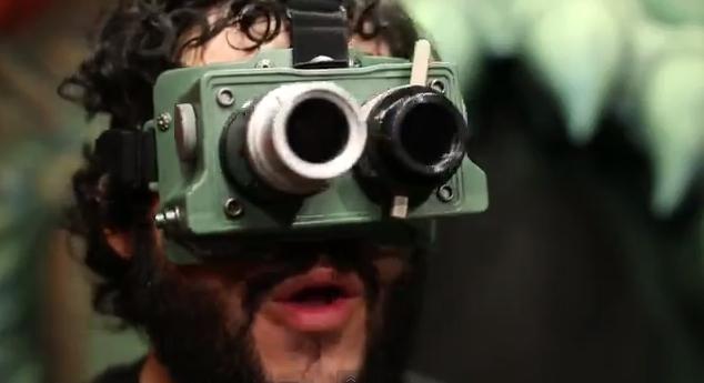 Nuovo video Ecto-Goggle e grande annuncio al Comic-Con!