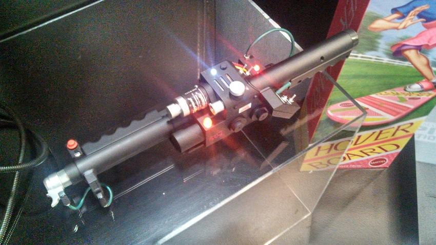 """Mattel presenta al Comic-Con la """"Neutrino Wand""""!"""