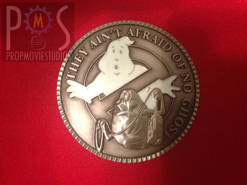 Ghostbusters Challenge Coin Limited Edition