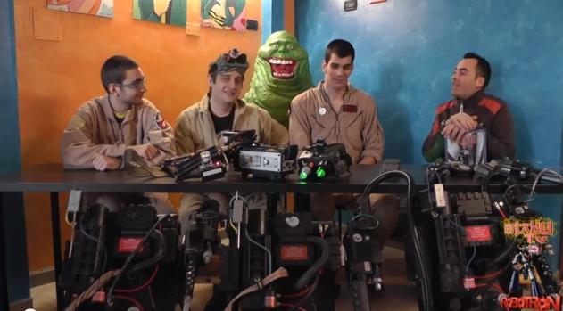 Otaku TV Italia intervista il gruppo di Ghostbusters Italia – Divisione Piemonte