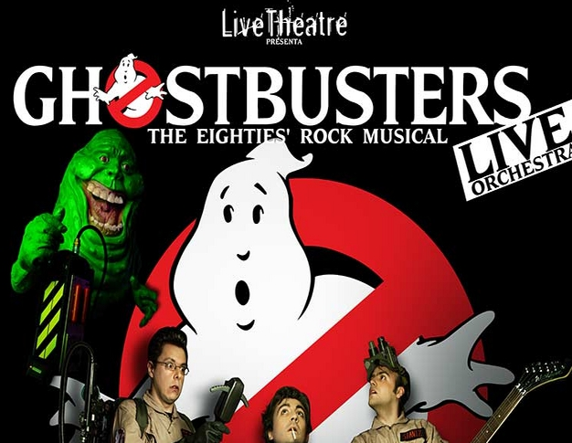 Ghostbusters Live – The Eighties Rock Musical
