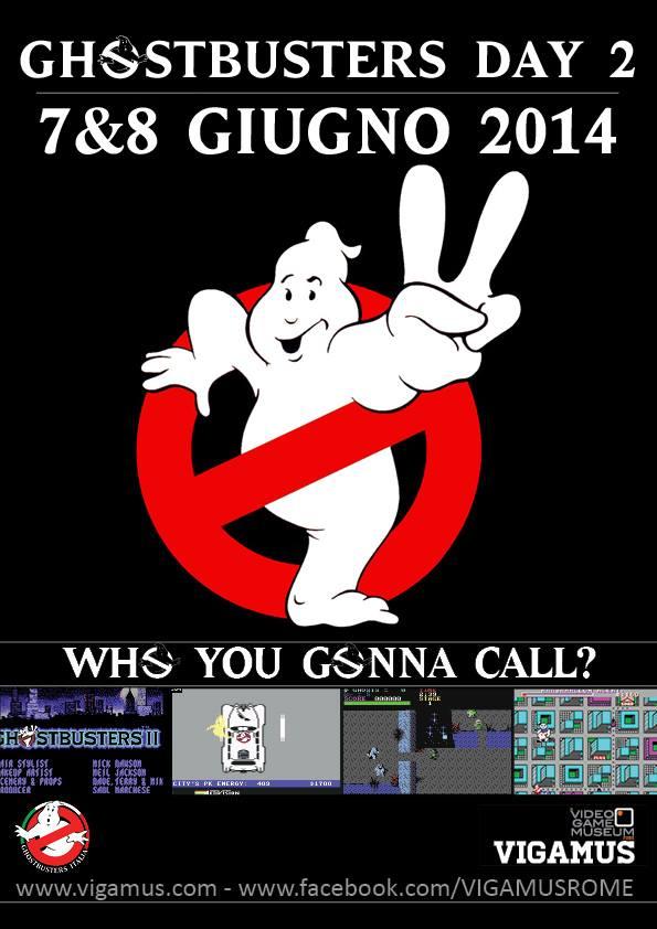 GBDay al Vigamus 7 e 8 giugno 2014 – Roma