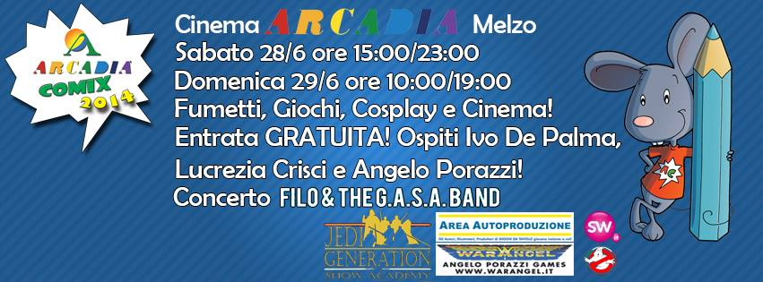 Ghostbusters Italia al Cinema Arcadia – Melzo