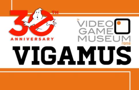 Oggi Ghostbusters 30° anniversario al Vigamus 7 e 8 giugno – Roma