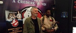 Massimo Foschi incontra i fan di Ghostbusters e Star Wars al ROMICS 2014