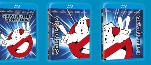 Tutte le informazioni su Ghostbusters 1 e 2 in Blu-Ray!