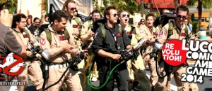 Ghostbusters Italia a Lucca Comics and Games 2014!