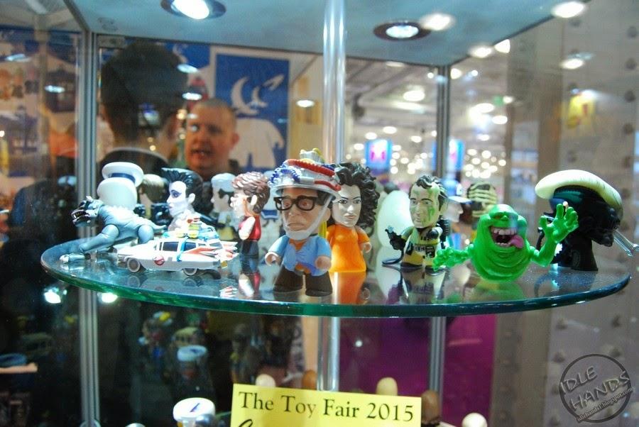 UK Toy Fair 2015 Titan Ghostbusters 001