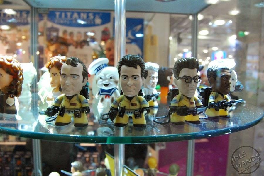 UK Toy Fair 2015 Titan Ghostbusters 006