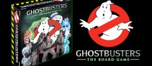 """Giochi: """"Ghostbusters The Board Game"""" by Cryptozoic Entertainment"""