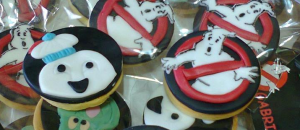 Un Weekend da Ghostbusters: a cakes story