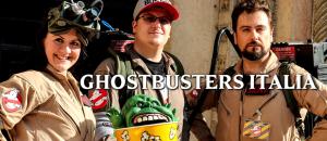 Ghostbusters Italia al FEcomics & Games di Ferrara 13/14 giugno