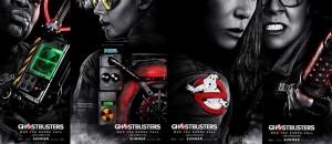 Ghostbusters: ecco i nuovi poster!