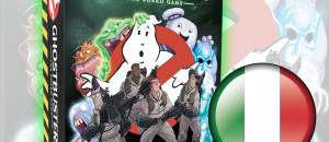 Il Ghostbusters Board Game in ITALIANO!