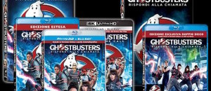 GHOSTBUSTERS (2016) IN HOME VIDEO!