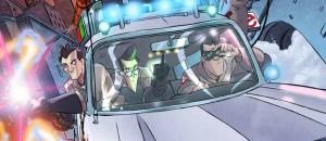 Da oggi il fumetto di Ghostbusters parla italiano