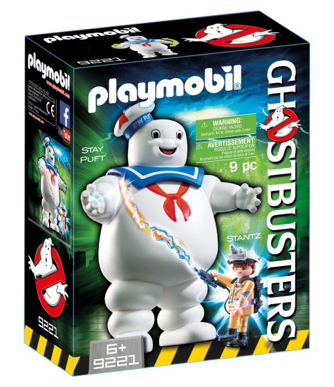 Stay Puft Marshmallow Man $20 - €19