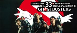 """33 anni fa """"Ghostbusters"""" usciva in Italia"""