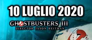 IL 10 LUGLIO 2020 USCIRÀ GHOSTBUSTERS 3!