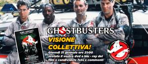 """34 anni fa """"Ghostbusters"""" usciva in Italia"""