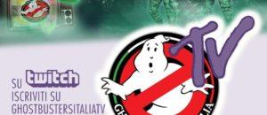 GHOSTBUSTERS ITALIA TV