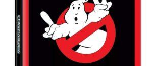 Ghostbusters 1&2: Edizione steelbook con materiale inedito!