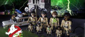 Nuovi Ghostbusters Playmobil