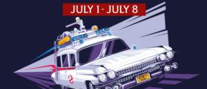1° luglio 2020 – Visione collettiva per il #GhostbustersDay 2020