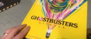 "Anteprima video di ""Ghostbusters Artbook"""