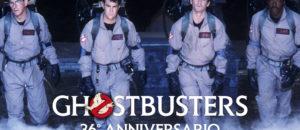 Ghostbusters: 36° Anniversario!