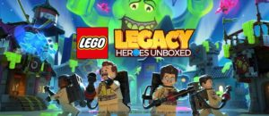 I Ghostbusters su LEGO Legacy: Heroes Unboxed